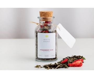 STRAWBERRY KISS White tea w/ strawberries